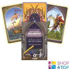 MYSTICAL LENORMAND DECK CARDS ORACLE ESOTERIC TELLING AGM NEW