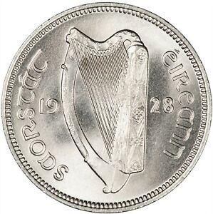 Ireland 1928 6 Pence CHOICE BU