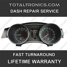 SKODA SUPERB MK2 INSTRUMENT CLUSTER DASH REPAIR