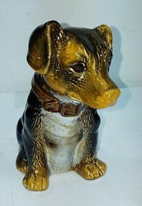 DASCHUND Puppy Dog Ceramic/China Figurine  12cm High x 10cm long