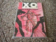 X-O Manowar Retribution TPB (1993) Valiant Comics 1st Print NM/MT