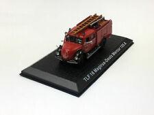 De Agostini Fire Engines TLF 16 Magirus-Deutz Mercur 125 A 1/72