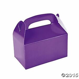 WIGGLES FAVOR BAGS ~ Birthday Party Supplies Treat Loot Goody Plastic Purple 8