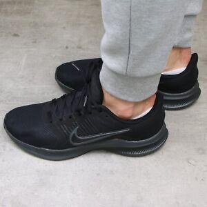 Nike Downshifter 11 Sneaker Freizeitschuh Herren Schwarz CW3411 002