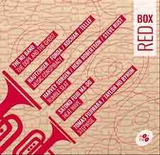 5CD NotTwo RED Box |The Nu Band Hautzinger Fonda Kochan Tellif Sorgen Robertson