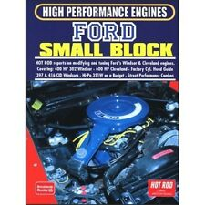 High Performance Engines Ford Small Block book paper