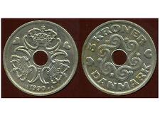 DANEMARK  5 kroner  1990