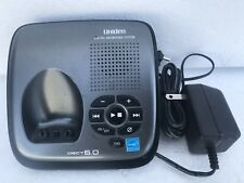 UNIDEN DECT1480 DECT 6.0 CHARGING BASE STATION WITH ASWERING MACHINE