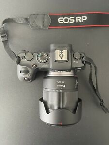 Canon EOS RP with RF 24-105 F4-7.1 IS STM