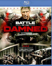 Battle Of The Damned [Blu-ray] DVD, Matt Doran,Melanie Zanetti,Dolph Lundgren, C