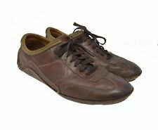 Cole Haan Nike Air Mens Sz 11M lot Brown Leather Lace Up Oxford Fashion Casual