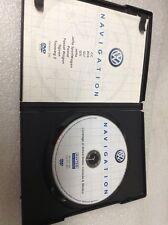 Volkswagen Navigation Coverage DVD Us DISC Canada Mexico Ver. 2M 7L6.919.859 #12