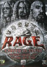 """Rage POSTER """"carved in Stone"""""""