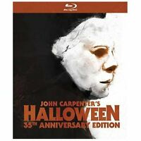 Halloween (Blu-ray Disc, 2013, 35th Anniversary)