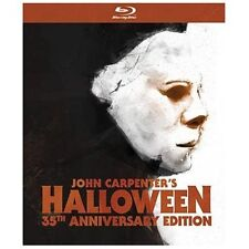 HALLOWEEN 35TH ANNIVERSARY EDITION BLU-RAY   NEW  FREE SHIPPING!!!
