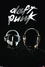 DAFT PUNK MUSIC POSTER (61x91cm)  RANDOM ACCESS MEMORIES PICTURE PRINT NEW ART