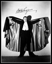 Abbott Costello Frankenstein Autographed Repro Photo 8x10 Bela Lugosi Dracula