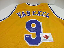 Nick Van Exel Signed Lakers Jersey / Playing career 1993–2006 / NBA All-Star 98