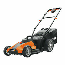 Worx Push Lawnmowers For Sale Ebay