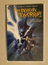 Batman Green Arrow Poison Tomorrow #1 6.0 FN (1992)