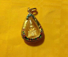 Traditional Authentic Thai Buddhist Amulet Pendant Protection From Bad Spirits33