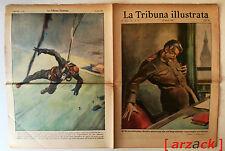 LA TRIBUNA ILLUSTRATA 11 STALIN EMORAGGIA Guidonia Sauro Rinaldi 15/3/1953