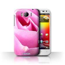 Étuis, housses et coques roses HTC Sensation XL pour téléphone mobile et assistant personnel (PDA)