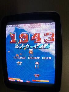 1943 Arcade PCB - 1987 Capcom  - PCB Jamma - 100% Working Audio/Video