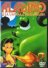 Aladino y la lámpara maravillosa. DVD