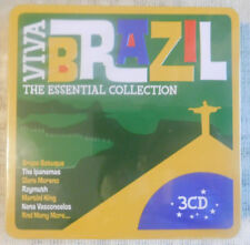 Viva Brazil - The Essential Collection -  Metal Box 3 CD SEALED