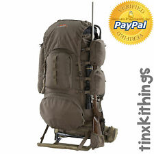 Freighter Frame Back Pack Gear Bag Holder Hydration Pocket Camping Hunting Game