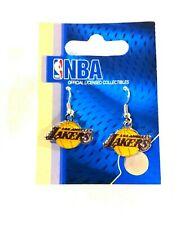 NBA Los Angeles Lakers Dangled logo earrings