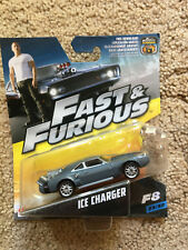 Fast and Furious Diecast mode: Ice Charger approx 2.5 inches long