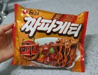 Korean Hot Spicy Black Bean Sauce Noodle NONGSHIM SACHEON Chapagetti 3,6,9ea