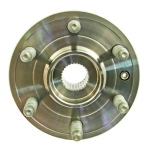 Wheel Bearing and Hub Assembly Rear,Front ACDelco Advantage 513289