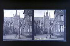 Amiens PicardieFrance Photo stéréo négatifsur film souple 1912
