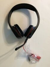 Plantronics GameCom 318 Gaming Headset with Flip Boom Mic For Games & Chat on PC