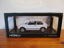 ( GO ) 1:18 Norev VW Golf GTI NEUF / EMBALLAGE D'ORIGINE