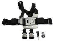 For Gopro Chest Strap Mount for Sony Action Cam AS200V FDR-X1000V W 4K AS30V AZ1