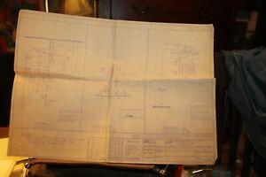 Vintage Vending Manual Bally 1970 SK-382a Blueprint