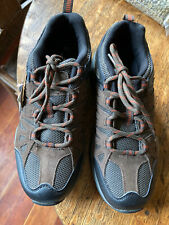 Ozark Trail Men's Hiking Brown/ Black New Size 7.5
