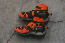 Nike Sportswear NSW Gaiter Men's Boot - Size 12 (ORANGE/BLACK/GREY) AA0530-800