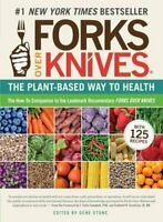 Forks Over Knives by Gene Stone 9781615190454 | Brand New | Free UK Shipping