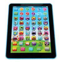 Mini baby laptop tablet pad computer kind lernspiel spielzeug lernen langlebig