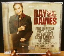 Ray Davies See My Friends Live with Springsteen Mumford & Sons Bon Jovi 2010