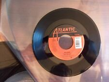 1988 EXC RARE PHIL Collins A Groovy Kind Of Love  7-89017 BIG NOISE 45