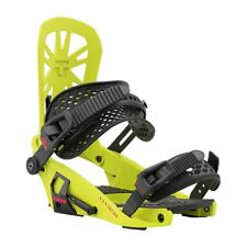 Union Explorer Splitboard Snowboard Bindings Large (US 10.5+) Yellow New 2022