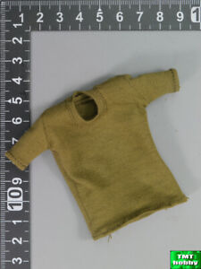 1:6 Scale Verycool VCF-2052 Russian Combat Women Soldier - Green T-shirt