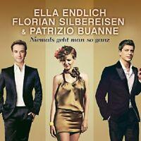 ENDLICH/SILBEREISEN/BUANNE-NIEMALS GEHT MAN SO GANZ (2TRACK) CD POP SINGLE NEU