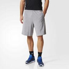 adidas Herren-Fitness-Shorts mit Taschen